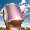 Photo of Organic Photovoltaic Fabrication